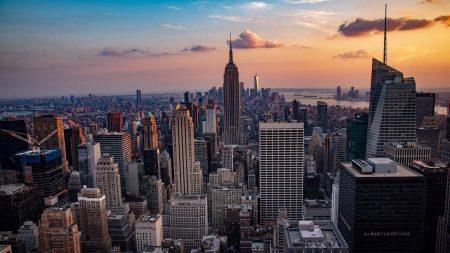 Voyager à New York en avril