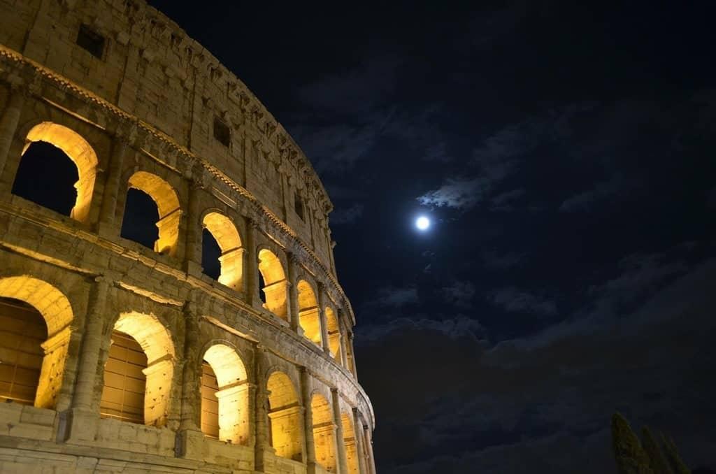 voyage rome 1