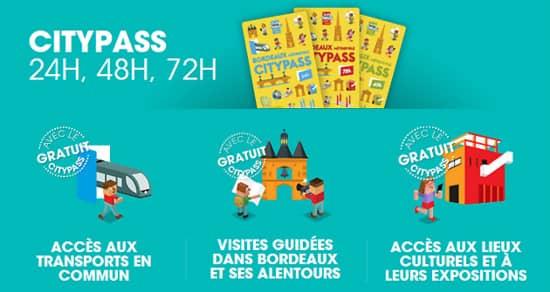 Bordeaux CityPass Tourisme