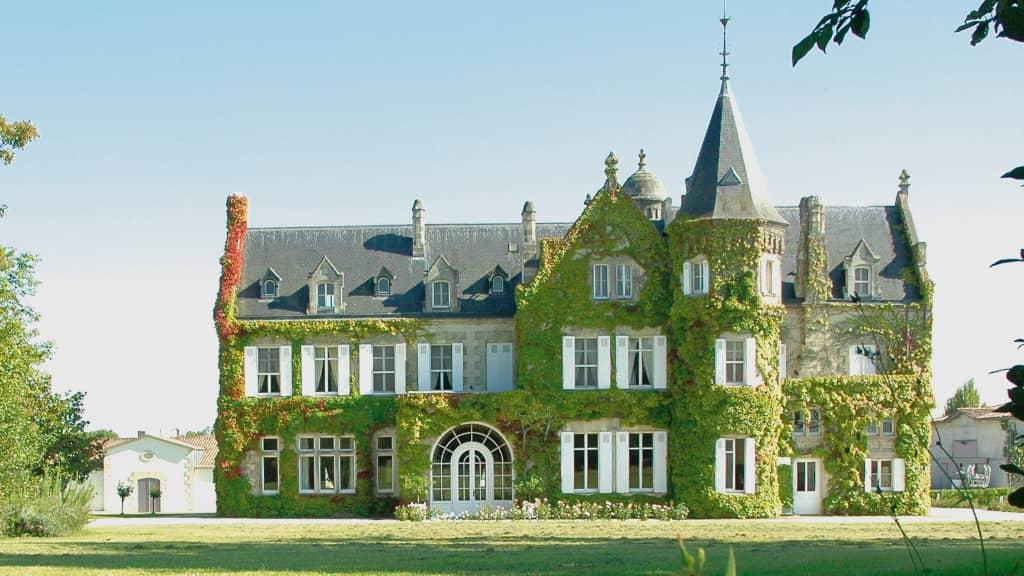 Château Lascombes près de Bordeaux