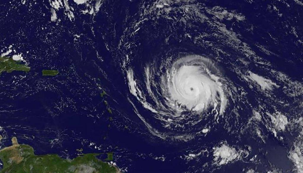 cyclone ouragan Guadeloupe météo