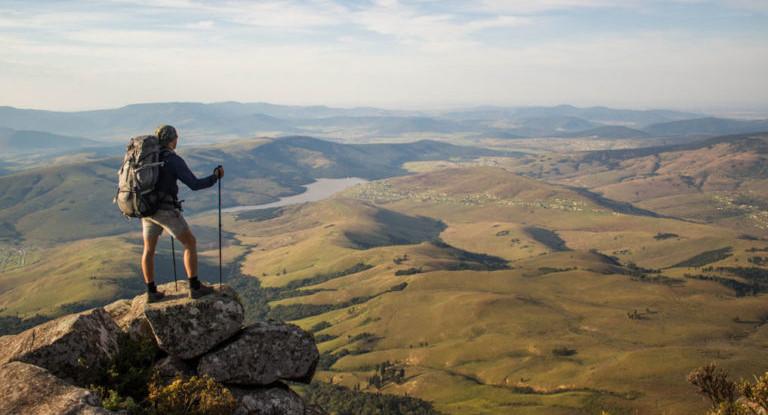 Randonnée du sentier Amatola en Afrique du Sud