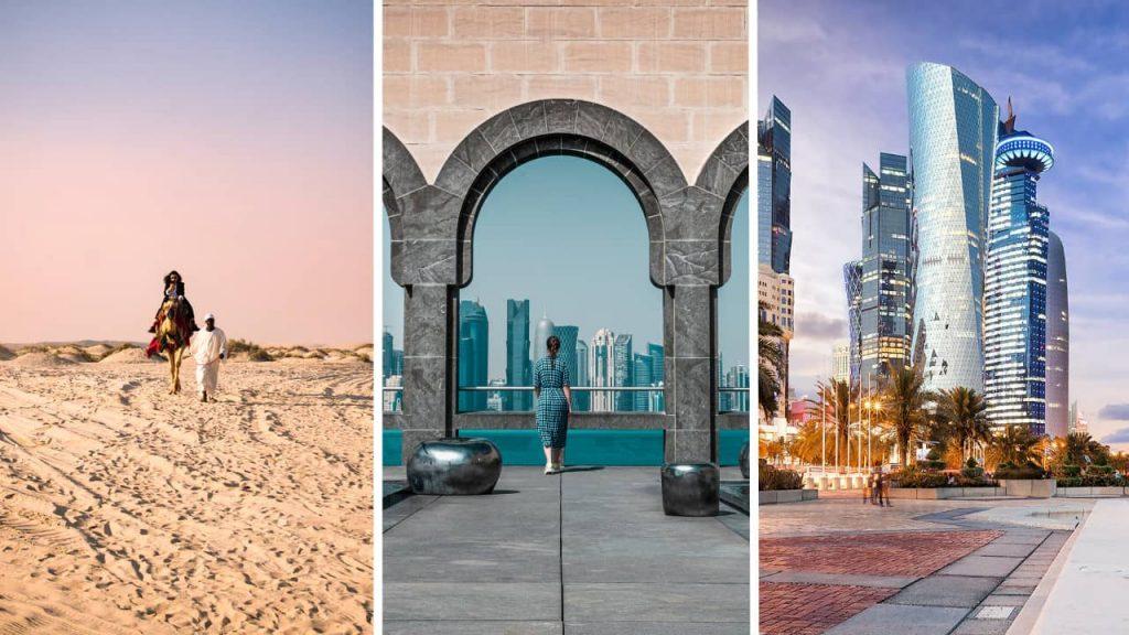 voyage au Qatar en hiver