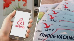 Airbnb chèques-vacances