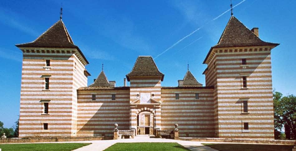 château Laréole près de Toulouse