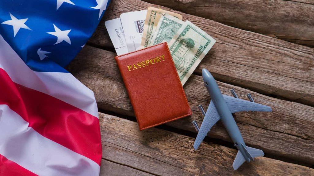 voyage aux États-Unis USA