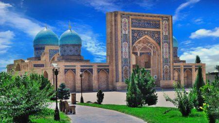 Ouzbékistan voyage